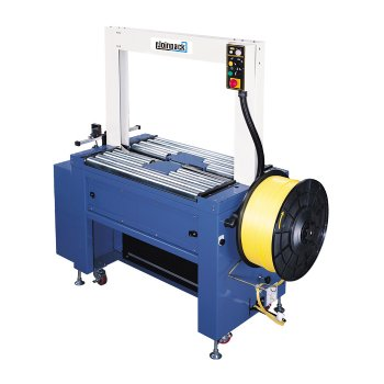 In-line Fully-automatic Roller Driven Strapping Machine